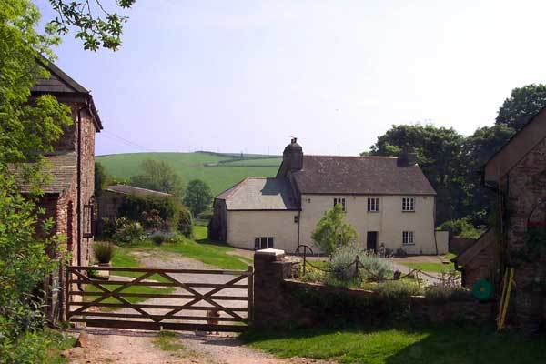 Lower Collaton Farmhouse